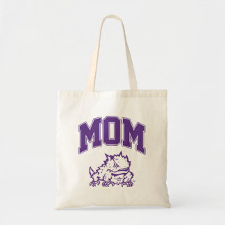TCU Mom Tote Bag