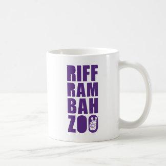 TCU Riff Ram Bah Zoo Coffee Mug