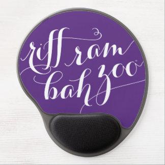 TCU Riff Ram Bah Zoo Script Gel Mouse Pad