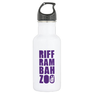 TCU Riff Ram Bah Zoo Water Bottle