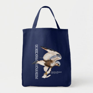 TCWC - American Kestrel Animal Spirit Guide Tote Bag