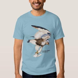 TCWC - American Kestrel Illustration T-Shirt