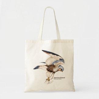 TCWC - American Kestrel Illustration Tote Bag