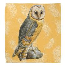 TCWC - Barn Owl Vintage Bandana