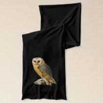 TCWC - Barn Owl Vintage Scarf