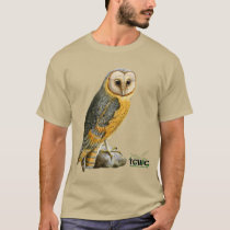 TCWC - Barn Owl Vintage with Logo T-Shirt