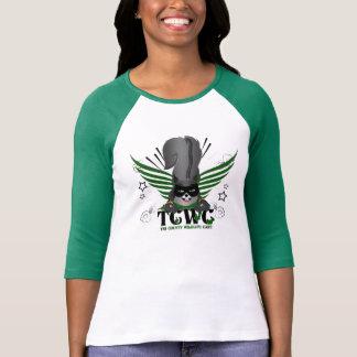 TCWC - Camisa de la mascota de la ardilla del