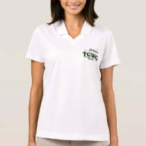 TCWC Logo Volunteer - Custom Name Polo Shirt