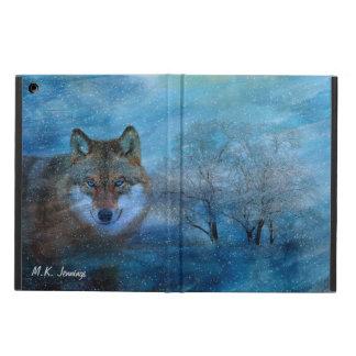 TCWC - Navidad azul del lobo