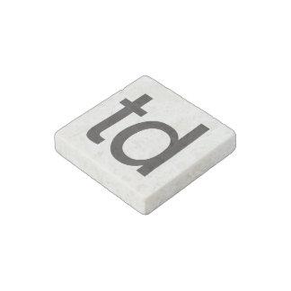 td.ai stone magnet