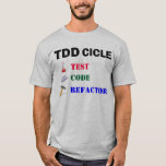 TDD Cicle T-Shirt