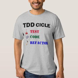 TDD Cicle Tee Shirt
