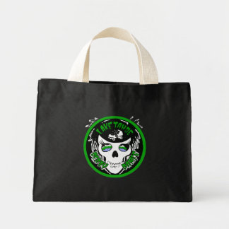 TDD Tiny Tote Canvas Bags