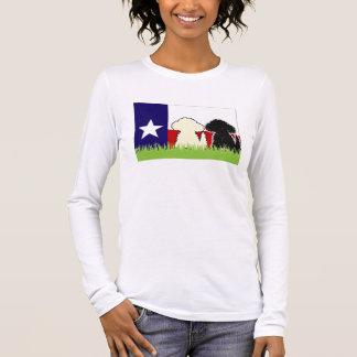 TDD two doodle shirt b/w