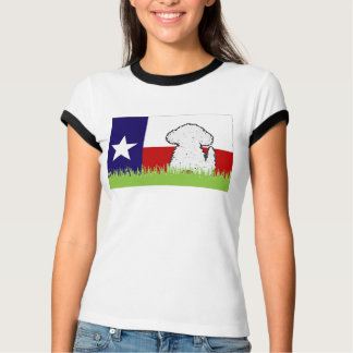 TDD white doodle T Shirts