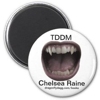 TDDM Vampire Teeth magnet