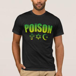 TDK Religion = Poison v1.0 T-Shirt