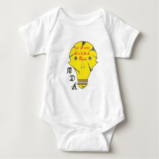 TDM 21 12 2012 C EAST END OF MONDE.png Baby Bodysuit