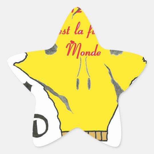 TDM 21 12 2012 C EAST END OF MONDE.png Star Sticker