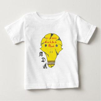 TDM 21 12 2012 C EAST END OF MONDE.png Infant T-shirt