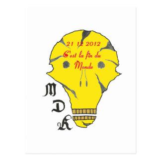 TDM 21 12 2012 C ESTE el FINAL del MONDE.png Tarjeta Postal