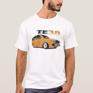 Te38 Corolla Wagon copper T-Shirt