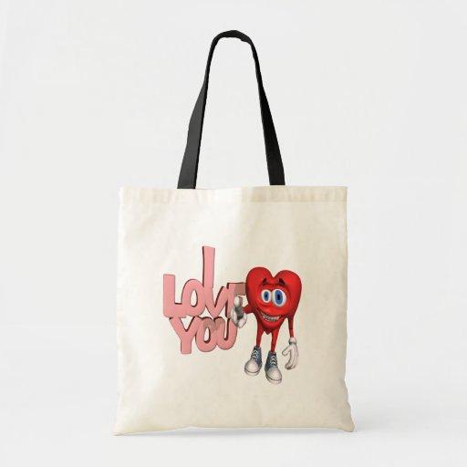 Te amo bolsa