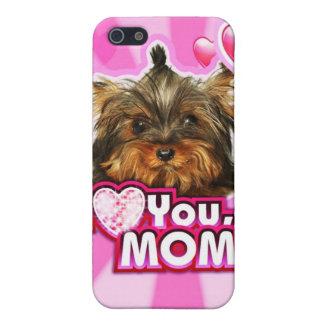 Te amo caja de la mota del iPhone 4 de la mamá iPhone 5 Cobertura
