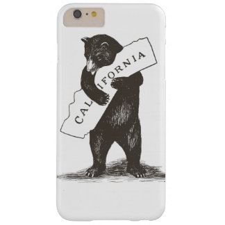 Te amo California Funda Barely There iPhone 6 Plus