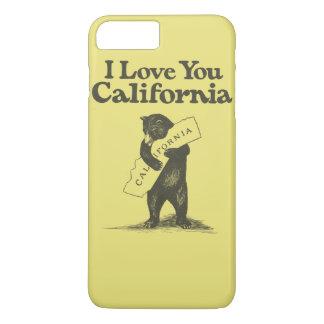 Te amo California Funda iPhone 7 Plus