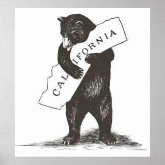 Te amo California Posters