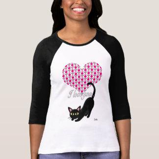 Te amo camisas