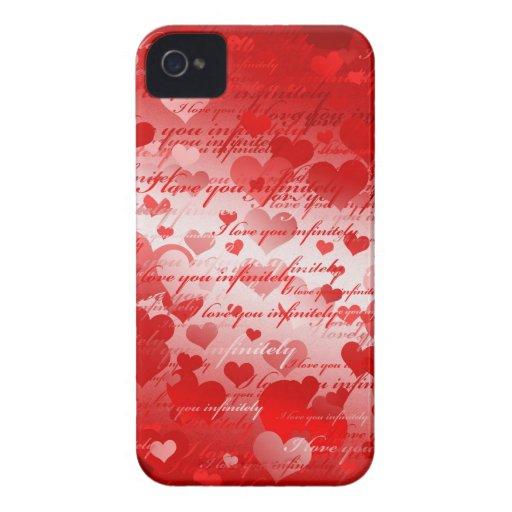 Te amo Case-Mate iPhone 4 carcasa