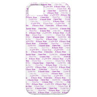 Te amo caso de Iphone iPhone 5 Protectores