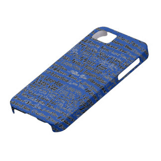 Te amo caso de Iphone iPhone 5 Carcasas