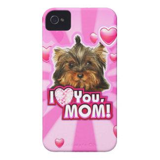 Te amo caso del iPhone 4 de la mamá Case-Mate iPhone 4 Protectores