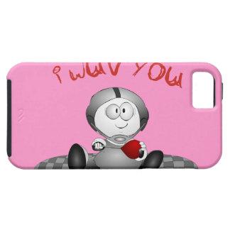 Te amo caso del iPhone 5 iPhone 5 Funda