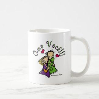 TE AMO!!! COFFEE MUG