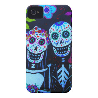 Te amo Dia de los Muertos Wedding iPhone 4 Cover
