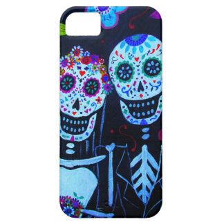 Te amo Dia de los Muertos Wedding iPhone SE/5/5s Case