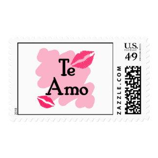 Te Amo - Español te amo Sello