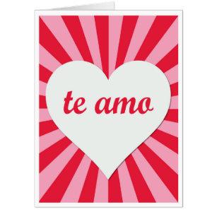 Dia De San Valentin Cards Zazzle