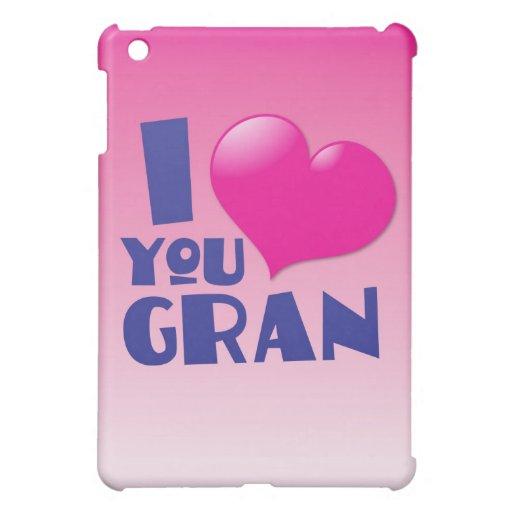 ¡Te amo Gran!