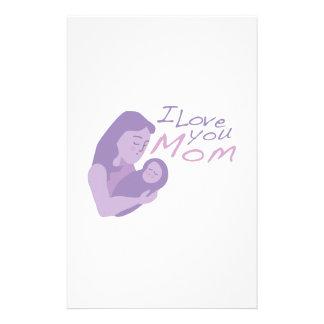 Te amo mamá papeleria
