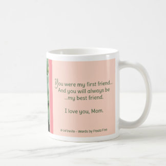 Te amo, mamá taza