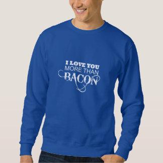 Te amo más que el tocino suéter