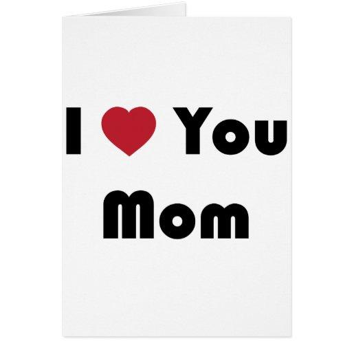 Te amo momia felicitación