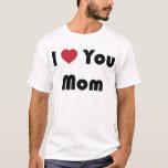 Te amo momia playera