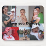 ¡Te amo papá! Tapetes De Ratón