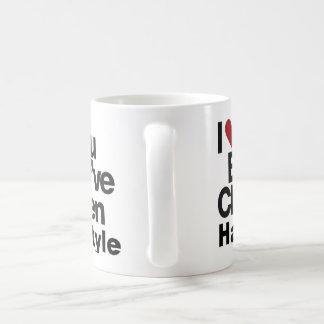 Te amo, pero yo han elegido la taza de Hardsyle